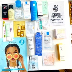 Beauty bundle - featuring Chanel, Makeraide and +